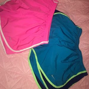 Nike Dri-Fit running shorts. Medium!